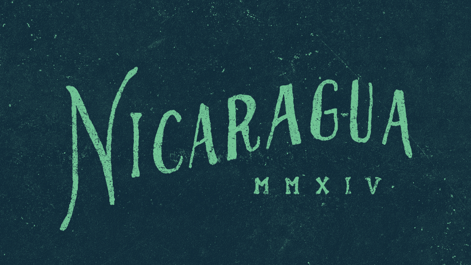 Nicaragua MMXIV