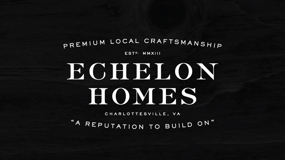 Echelon Homes