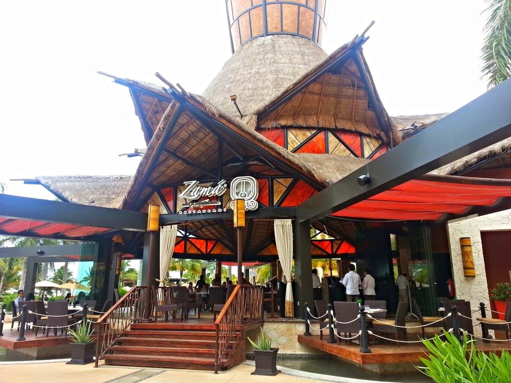 Zamas restaurant
