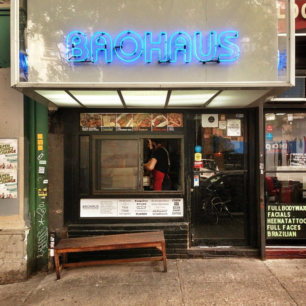 Made it out to Baohaus in NYC
