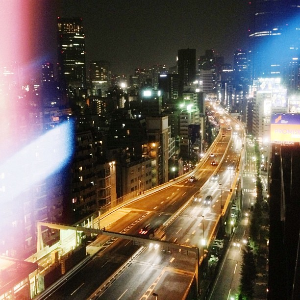 Favorite City in the world, Tokyo