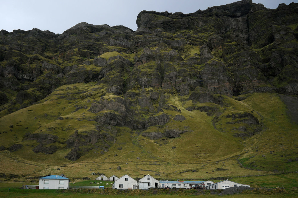 INLAND/OUTLAND ICELAND -