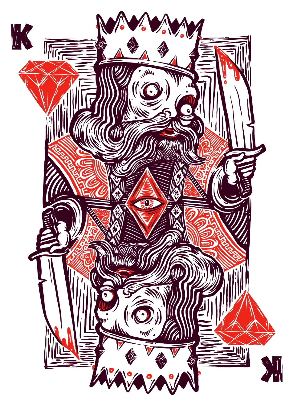Grab the King of Diamonds Here