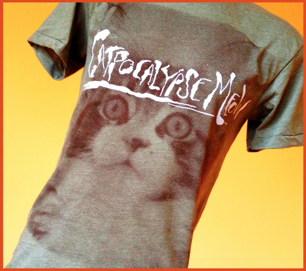 Bringing back this Quarrelsome Yeti Classic! Catpocalypse Meow.