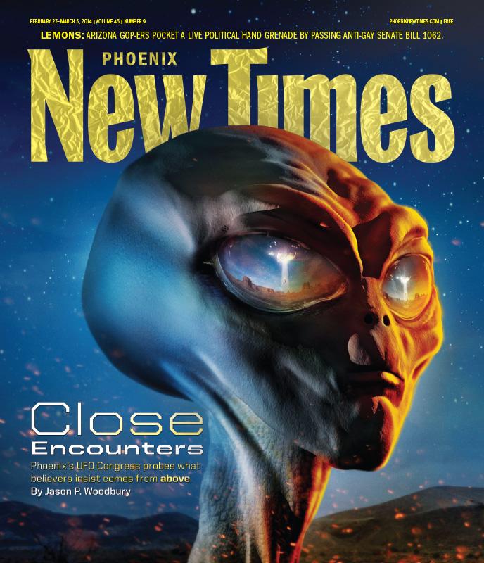 New Times Alien