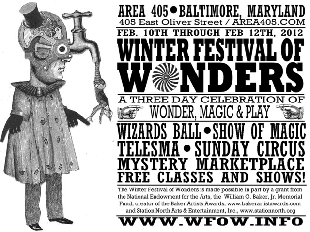 Winter Festival of Wonders