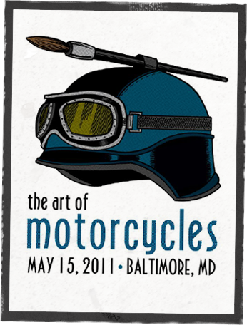 The Art of Motorcycles Show, 05.10.2011