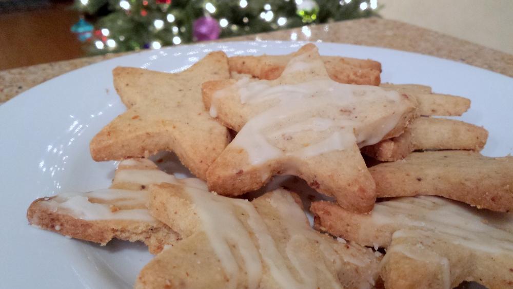 1418632311119 White Chocolate Cherry Shortbread Cookies