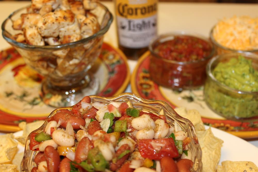 Bean+Salsa+or+Bean+Salad... Bean Salsa or Bean Salad You Decide!