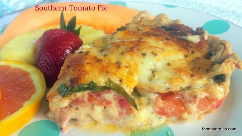 Southern+Tomato+Pie Southern Tomato Pie
