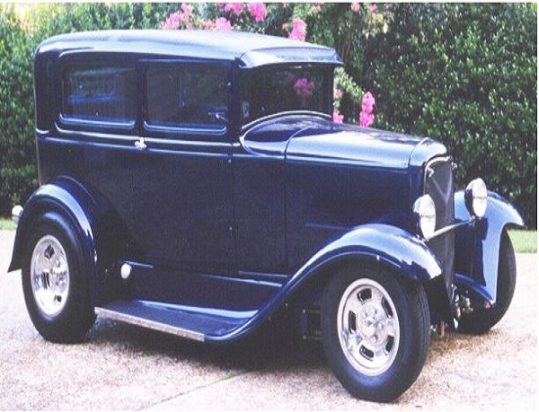 '31 A Model Ford w/ '32 Grill