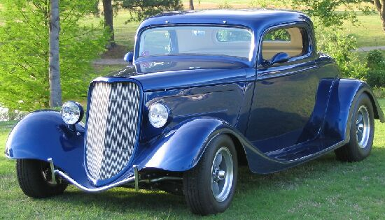 '34 Ford Coupe