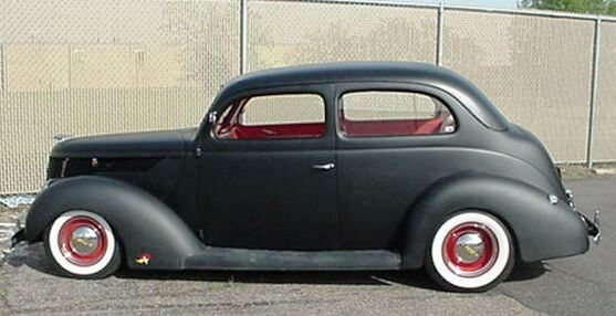'38 Ford Two Door