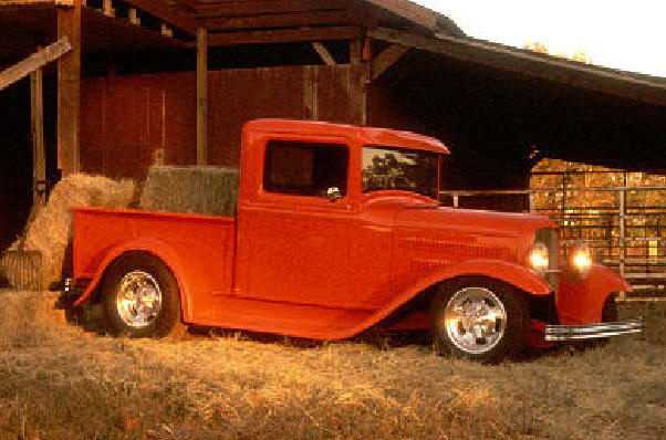 '32 Ford Truck Completed