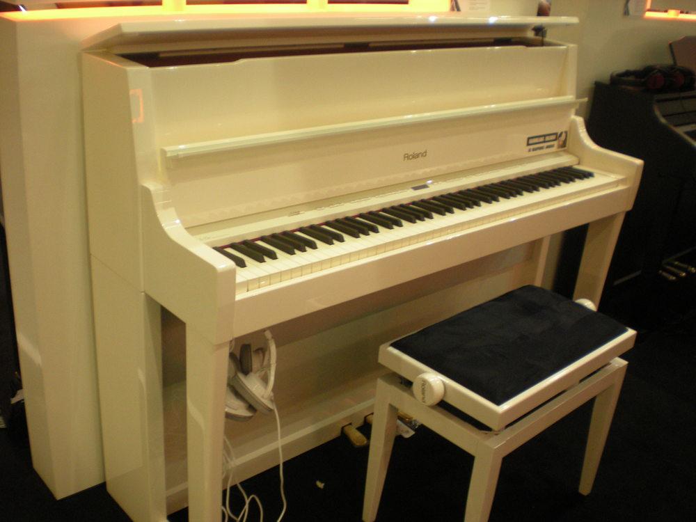Le salon de la musique francfort 2014 les pianos et les for Salon musique paris