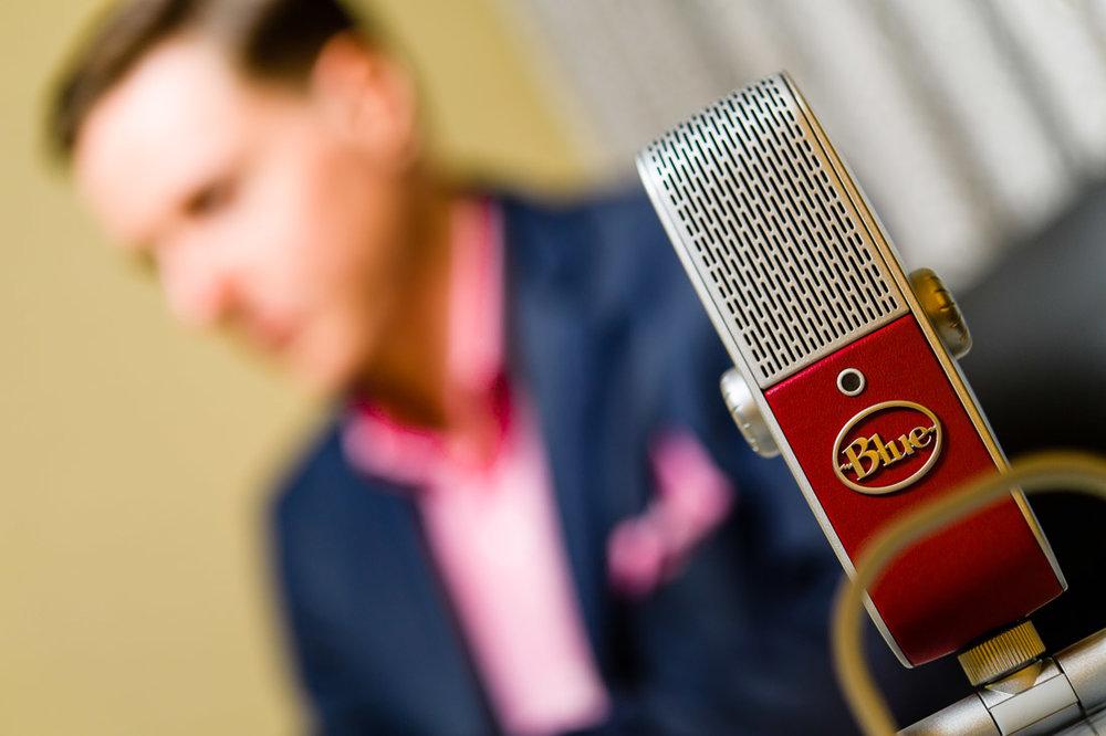 speaker thought leader podcast host James Taylor