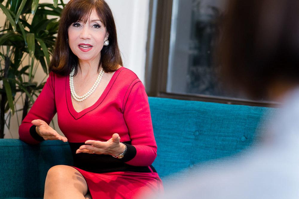 Speaker Coach Author Diane DiResta