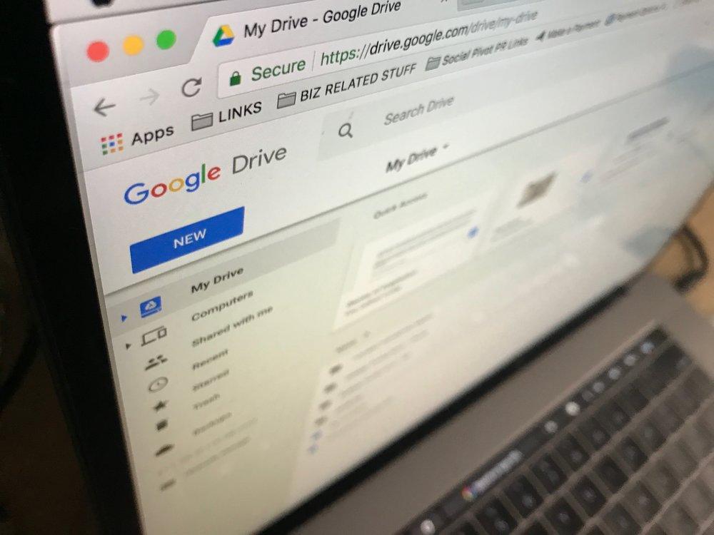 NYC Branded Lifestyle Portraits Google Drive
