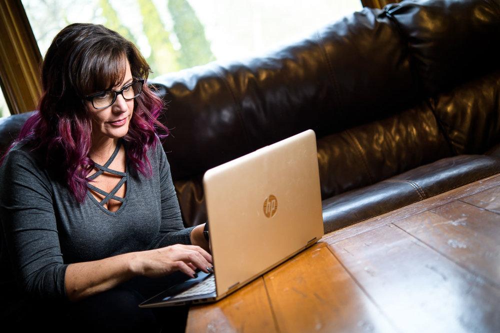 NYC Branded Lifestyle Portrait Speaker Coach Tricia Kallmeyer