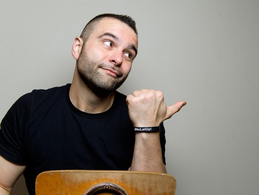 idea nugget incubator social media content creation branded lifestyle portrait John DeMato