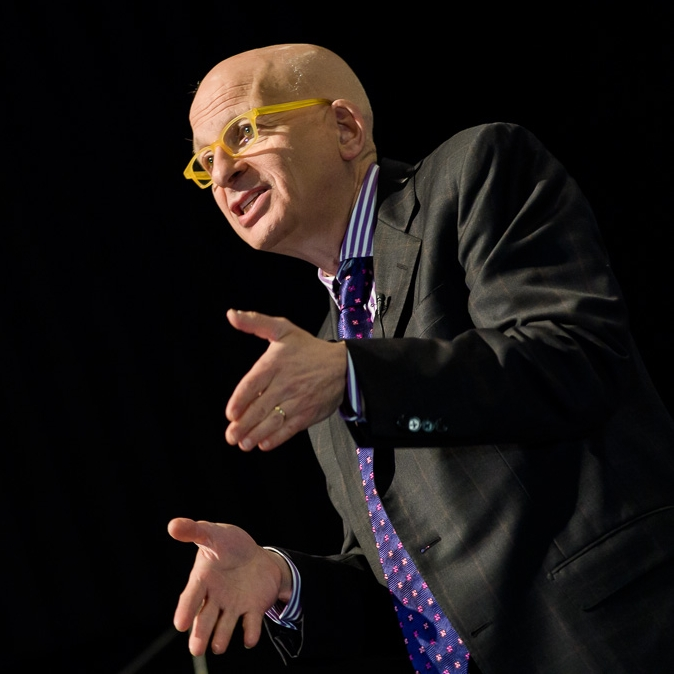 NYC Branded Lifestyle Portrait Seth Godin Speaking Smarthustle Conference