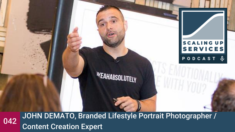 Branded Lifestyle Portrait John DeMato Scaling Up Services Podcast.png