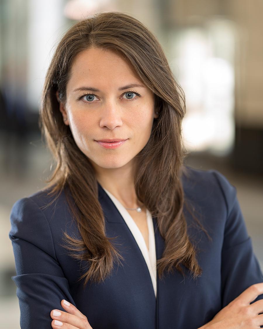 Monika Walczak, Financial Advisor for the Thorndyke-Sheppard Team of Chicago, IL