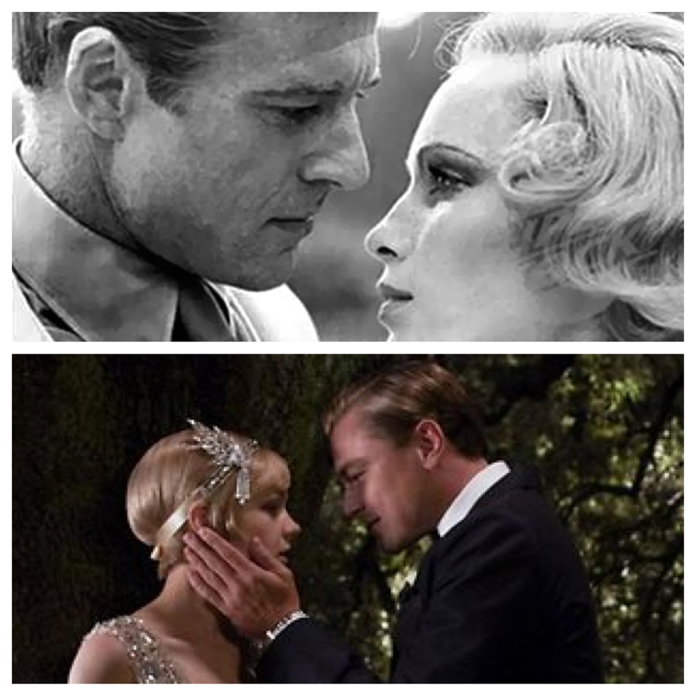 1974 & 2013 Gatsby & Daisy