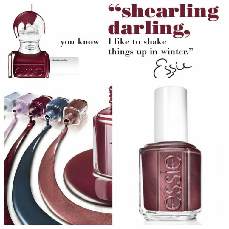 Essie Winter 2013 Collection