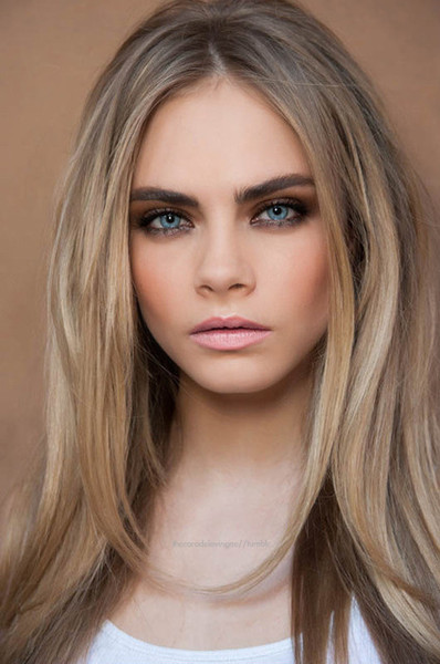 Hair Lust over Cara Delevingne's Ash Hair Color