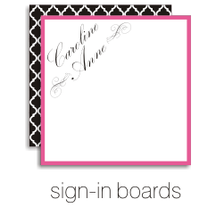 shop bat mitzvah sign in boards