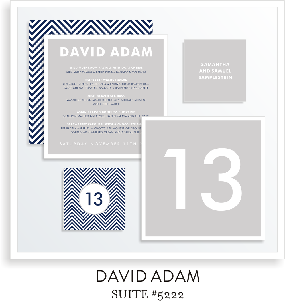 Table Top Decor Suite 5222 - David Adam