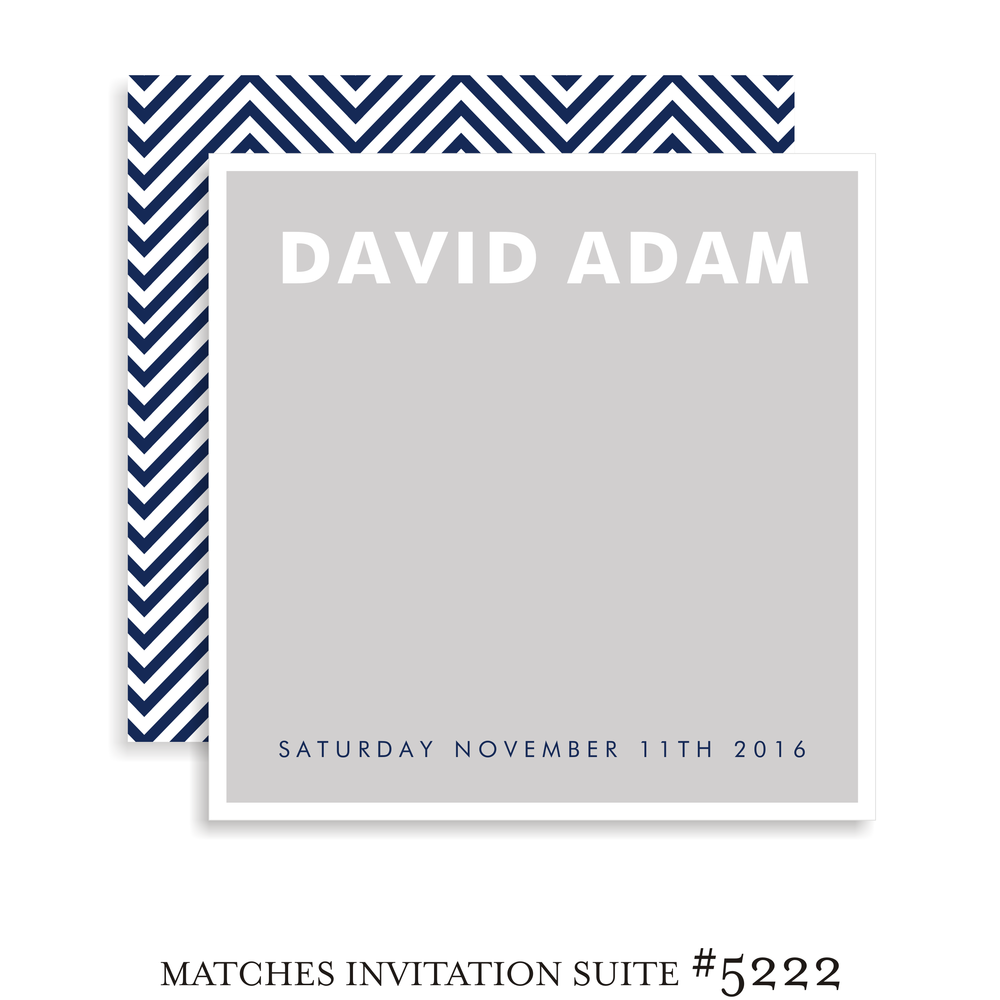 Sign In Board Bar Mitzvah Suite 5222 - David Adam