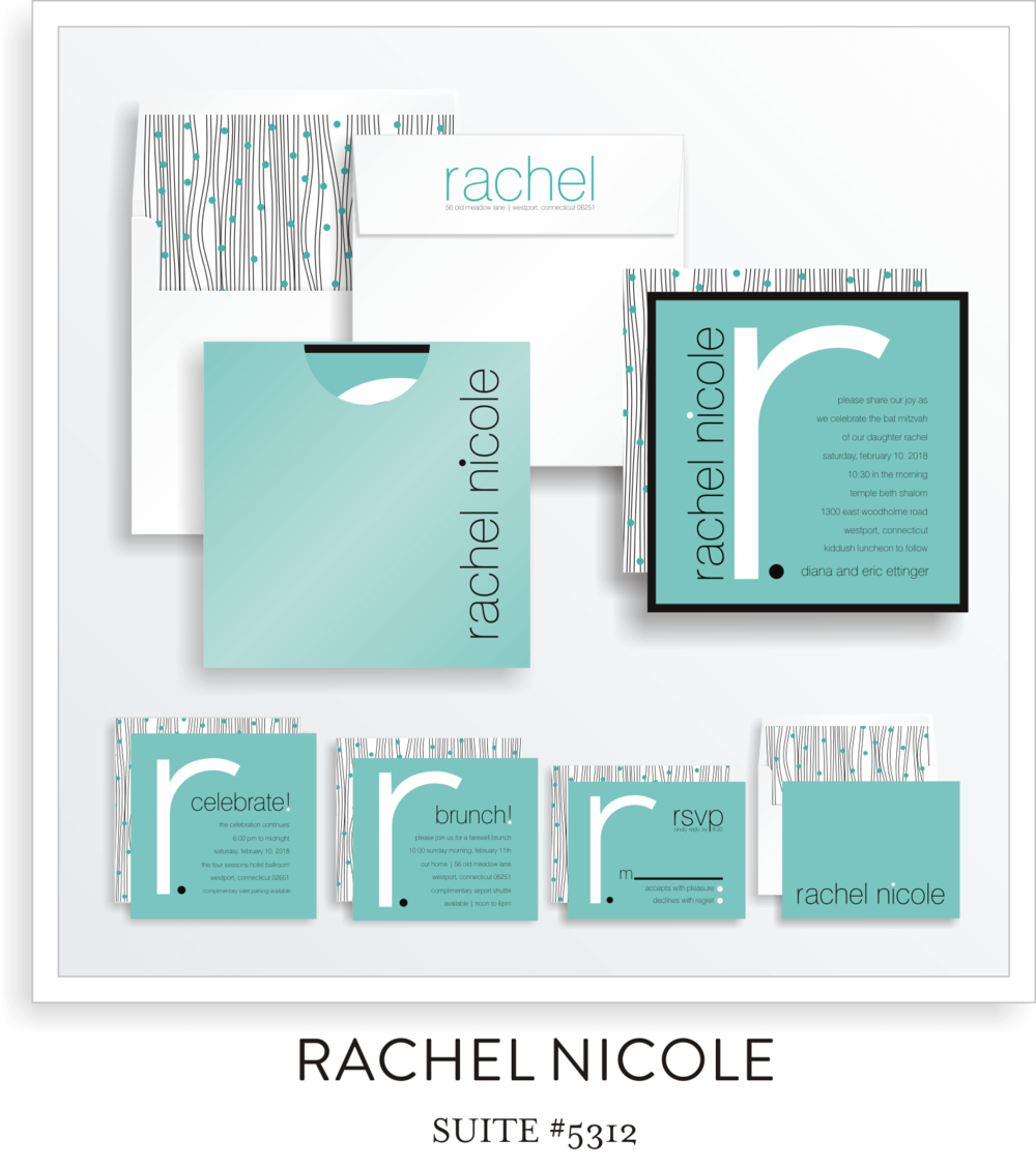 Copy of Copy of BAT MITZVAH SUITE 5312-RACHEL NICOLE