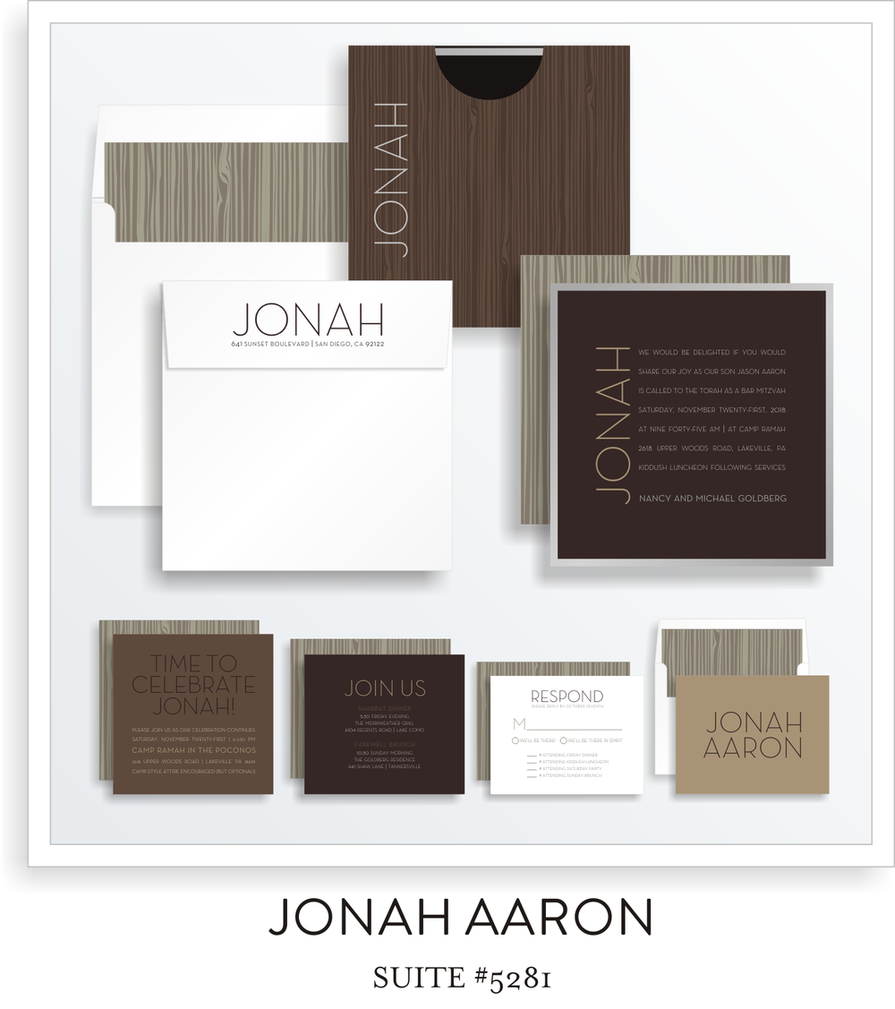 Copy of BAR MITZVAH SUITE 5281-JONAH AARON
