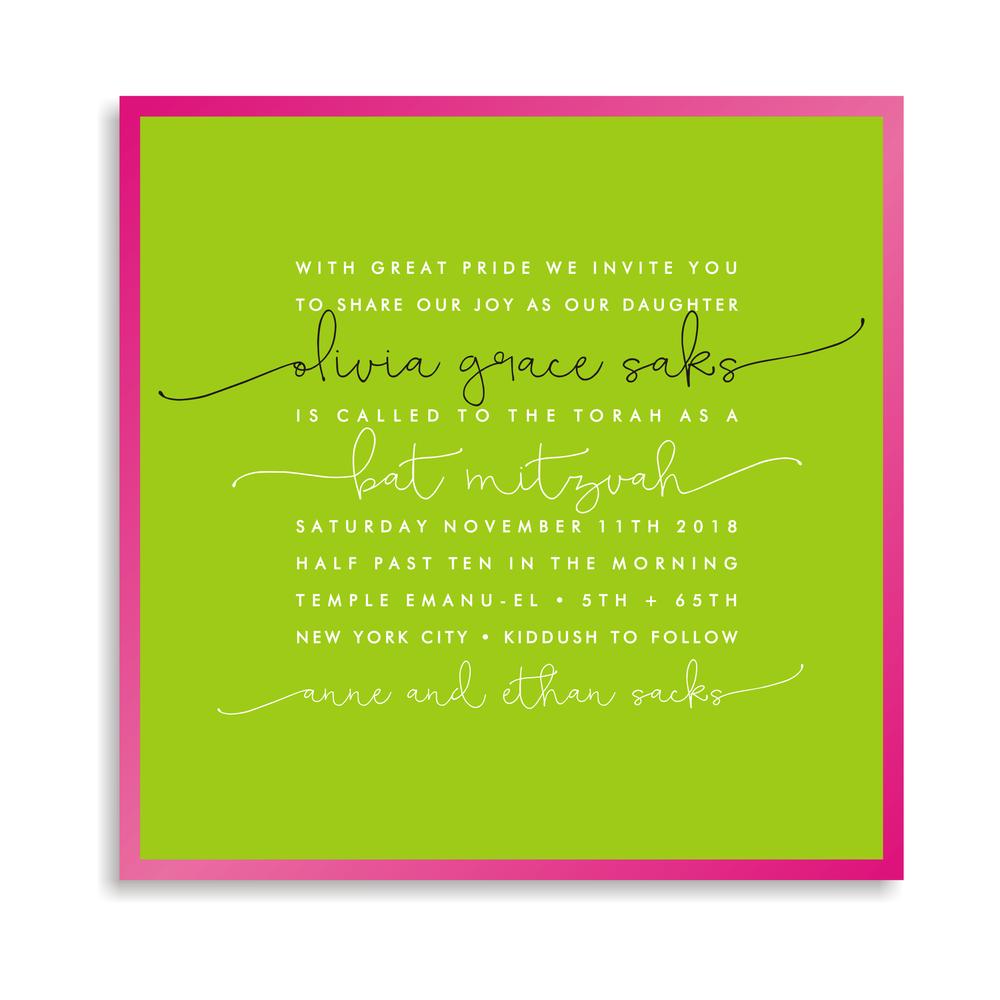 olivia saks david adam script preppy green and pink.png