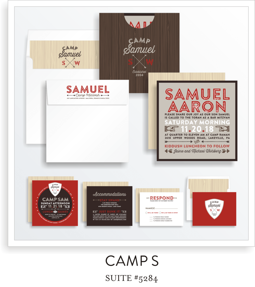 Copy of BAR MITZVAH SUITE 5284-CAMP S
