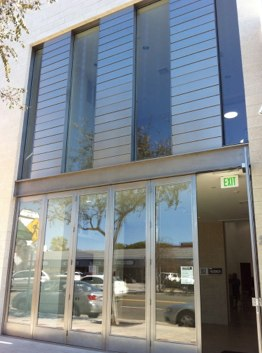 Outside ESMOA at 208 Main Street, El Segundo, CA 90245. www.artlab21.org and www.esmoa.org Open Friday through Sunday 10 am to 5 pm (Monday through Thursday by appointment to school groups and private parties.)