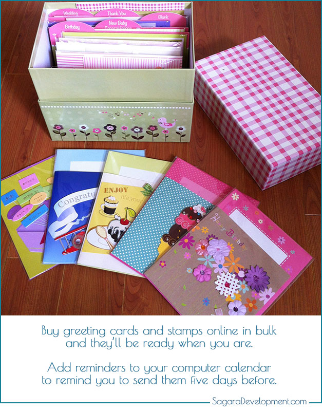 Mailed Greeting Cards Are A Great Personal Touch Sagara