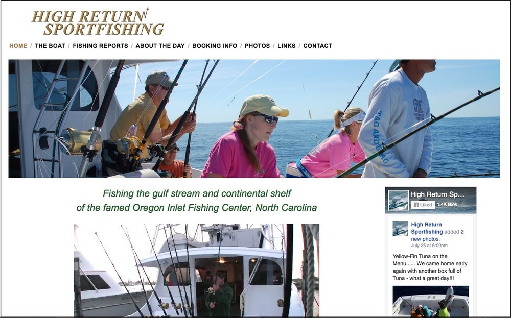 High Return Sportfishing