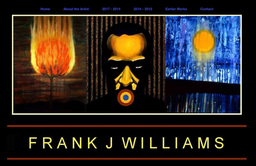 Artist Frank J. Williams