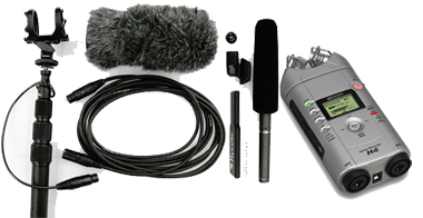 Full on set audio gear, with Boom operator. Day:$190.00 Week:$850.00 Month:$2,750.00