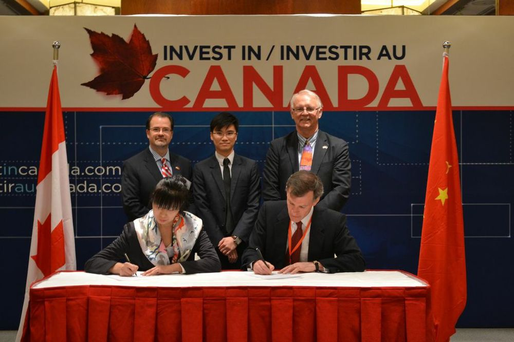 MOU Signing Between ClevrU and China Mining Investment Group