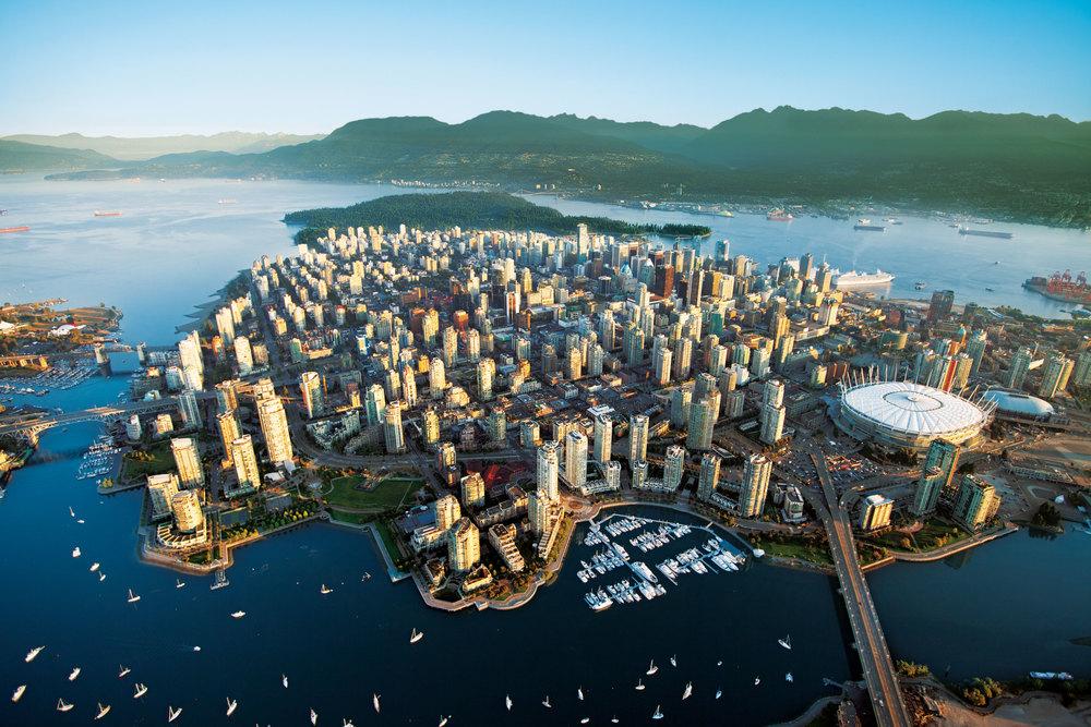 Vancouver � ConsiderCanada.com
