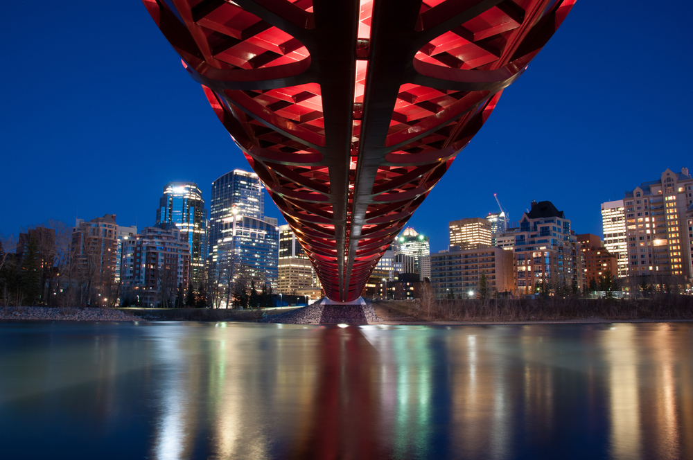 Calgary is the 5th most livable city in the world ( Economist Intelligence Unit,  2009-2013)