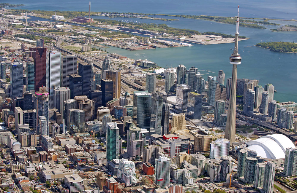 Safest metropolitan area in North America (photo:  www.maryelizabetharmstrong.ca )