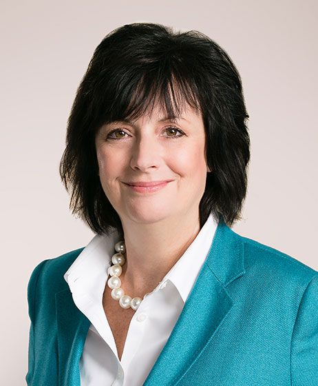 Marina R. James, president and CEO of Economic Development Winnipeg Inc.