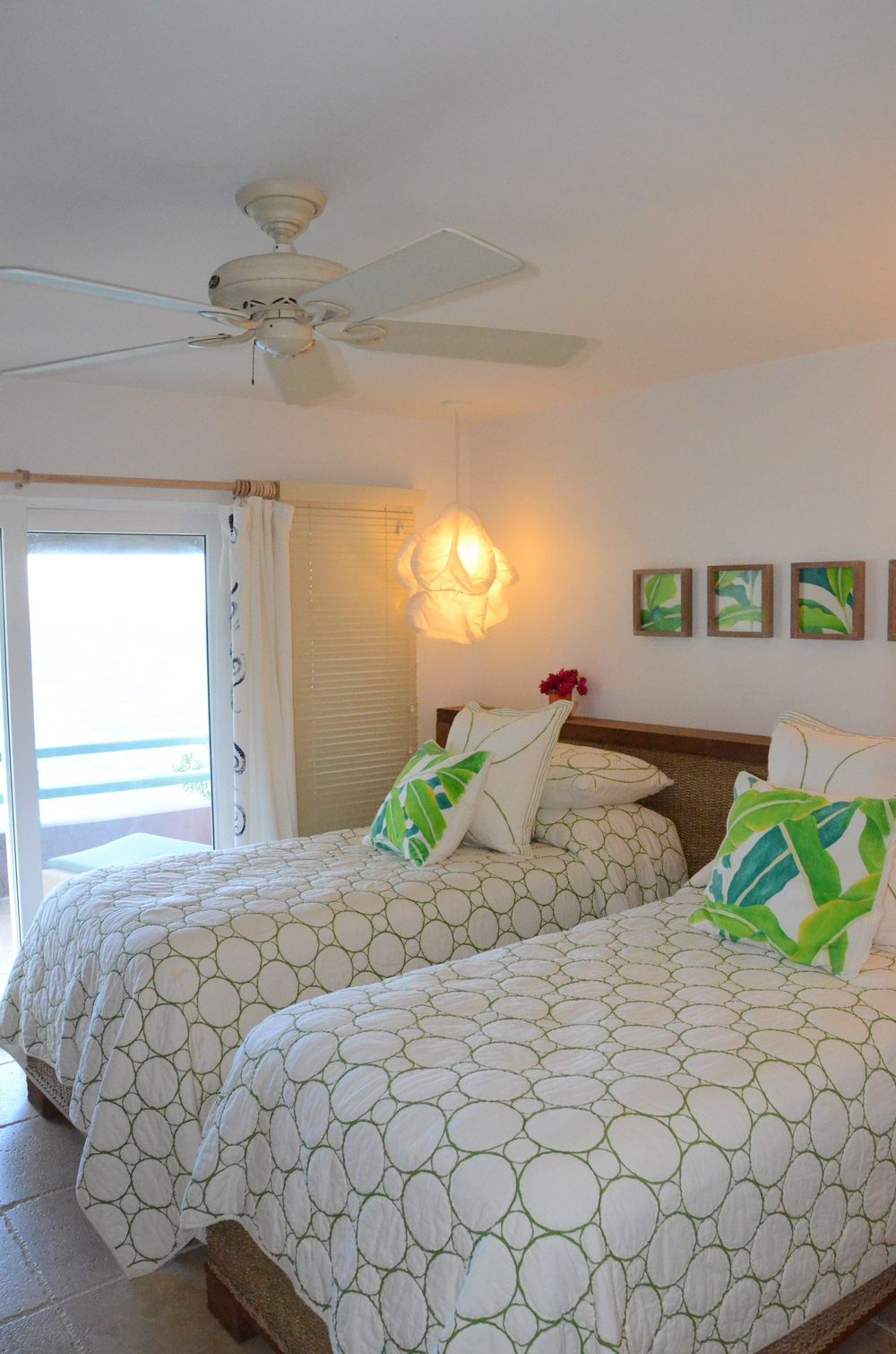 Second Bedroom of Avocado Cottage