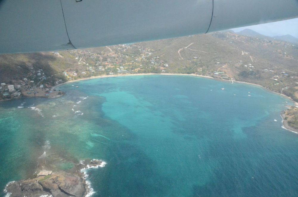 Friendship Bay From The Air