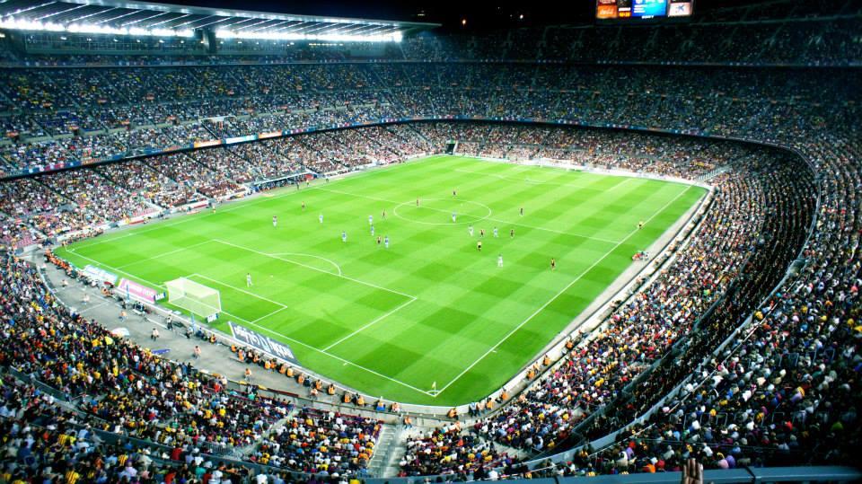 Camp Nou - Barcelona vs. Real Sociedad